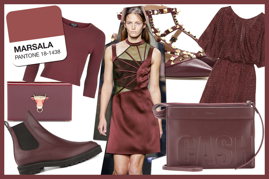 Marsala. El color del 2015